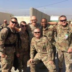 Tighe Curtis Richardson, DO USAF Retired